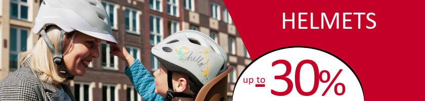 Cycling helmets sale