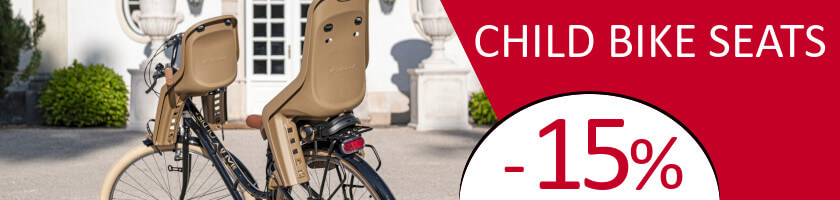 Child bike seats sale
