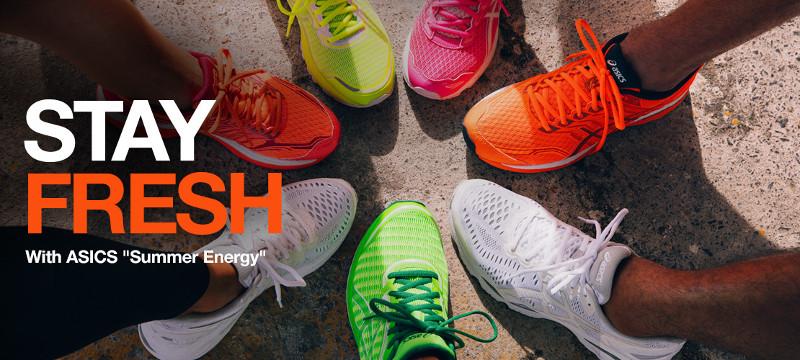 Asics jalatsid