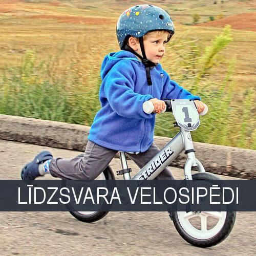 Līdzsvara velosipēdi