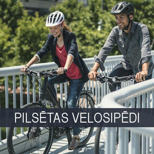 Pilsētas velosipēdi ikdienas braukšanai