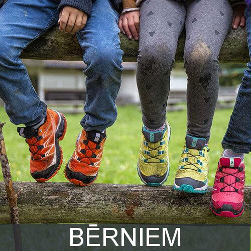 Bērnu pārgājienu apavi