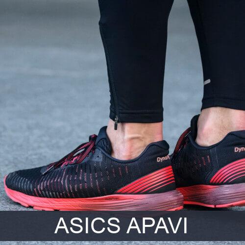 Uz Asics apavu kategoriju