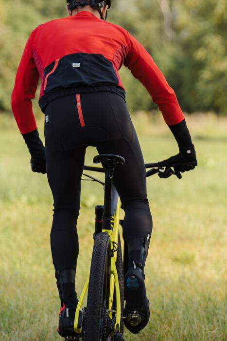Sportful Fiandre bikses no aizmugures