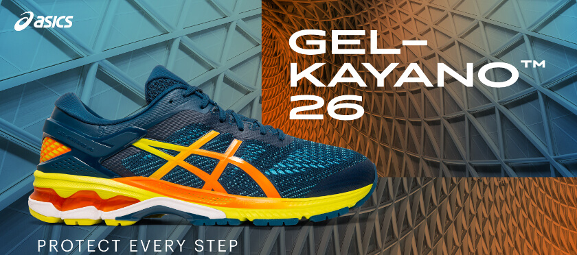 save off 95649 571d7 Asics Gel-Kayano