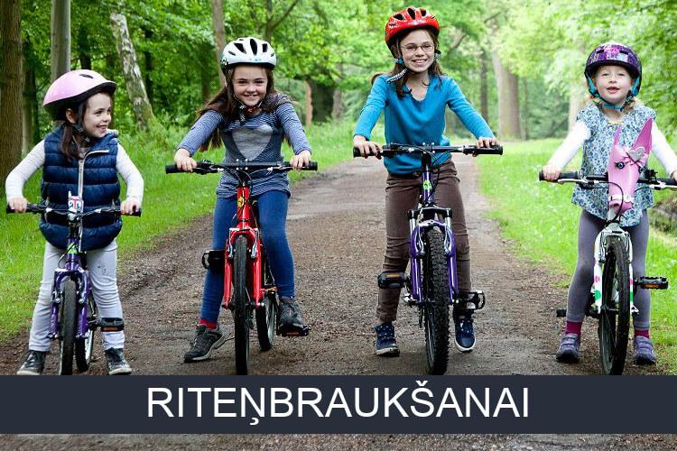 Bērnu preces riteņbraukšanai