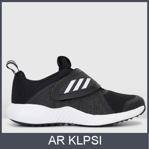 Bērnu sporta apavi ar klipsi