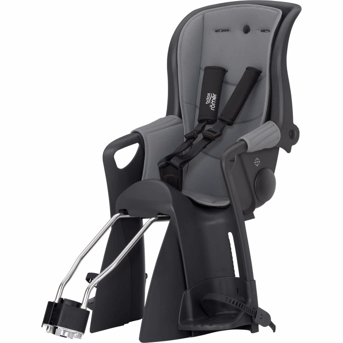 Uz rāmja stiprināms bērnu velo krēsliņš