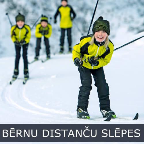 Bērnu distanču slēpes