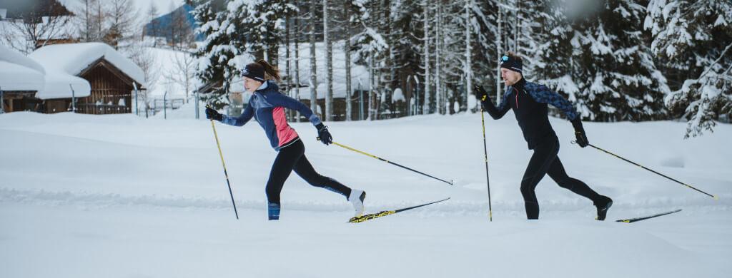 Distanču slēpošana MySport