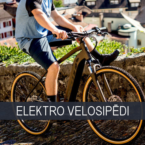 Elektro velosipēdi