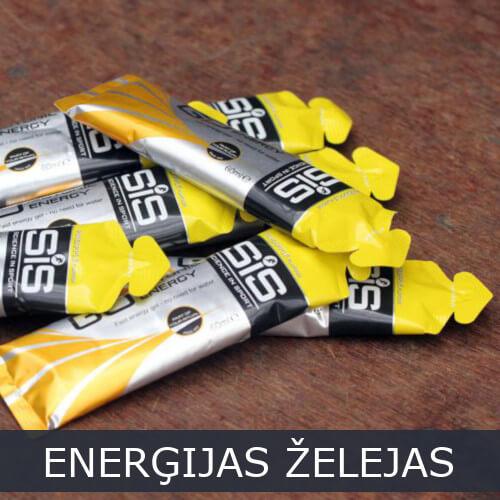 Enerģijas želejas
