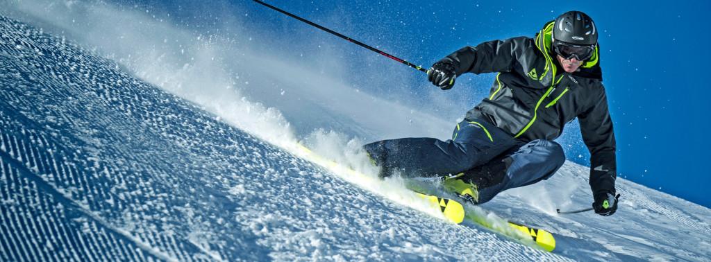 Kalnu slēpes