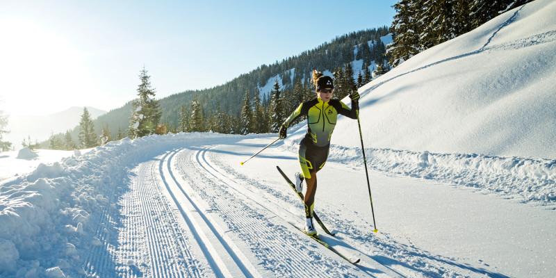 Klasiskā stila slēpes