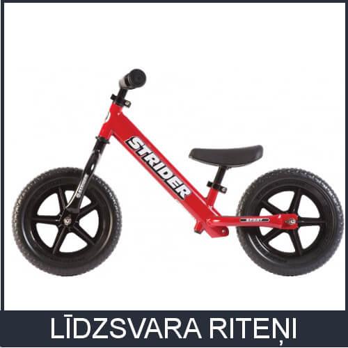 Līdzsvara velosipēdu kategorija