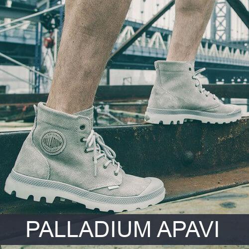 Uz Palladium apavu kategoriju