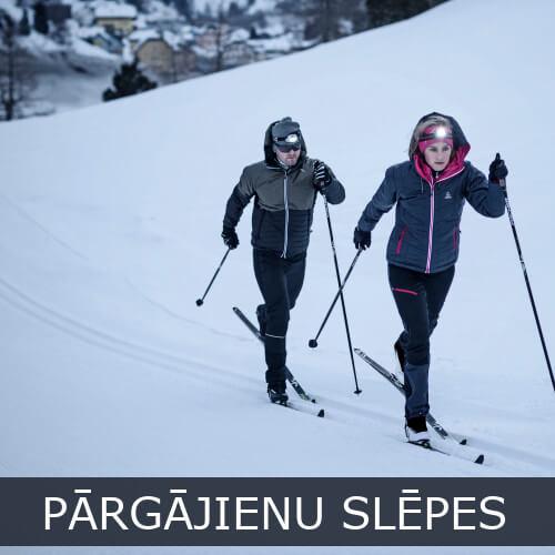 Pārgājienu jeb touring slēpes