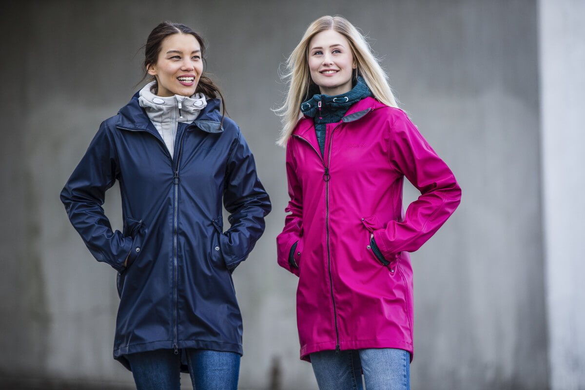 Women's autumn and winter jackets