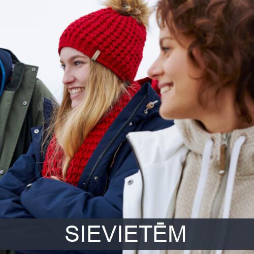 Sieviešu rudens un ziemas apģērbs
