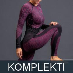 Sieviešu termoveļas komplekti