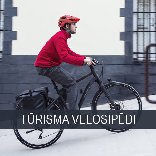 Tūrisma velosipēdi