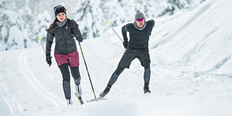 Universal, Combi skis