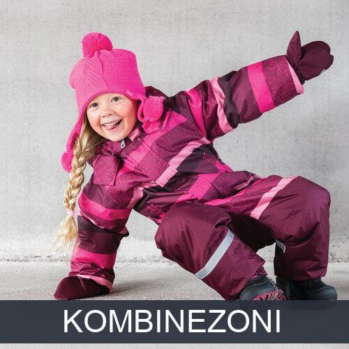 Uz bērnu ziemas kombinezonu kategoriju