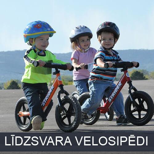 Uz līdzsvara velosipēdiem