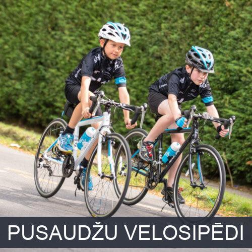 Pusaudžu velosipēdi