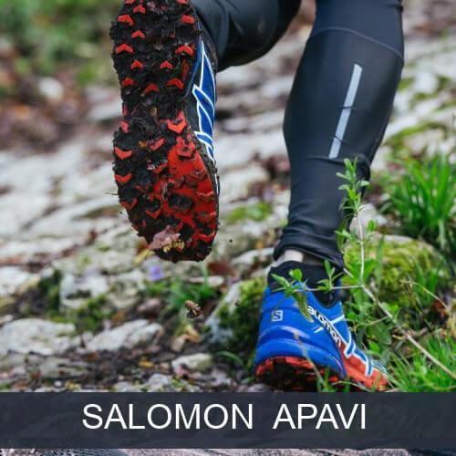 Uz Salomon apavu kategoriju