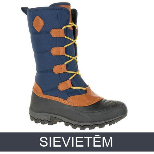 Uz sieviešu rudens ziemas apavu kategoriju