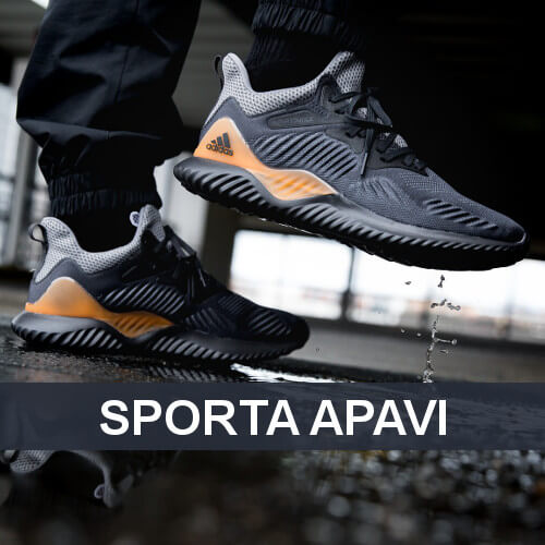 Uz sporta apavu kategoriju