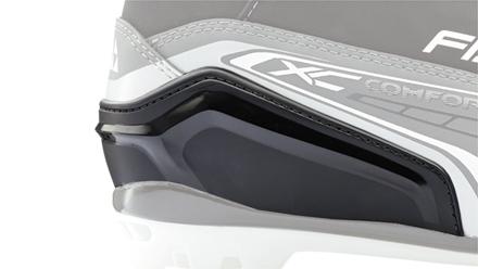 Injected Exterior Heel Cap