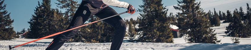 Distanču slēpošanas bikses