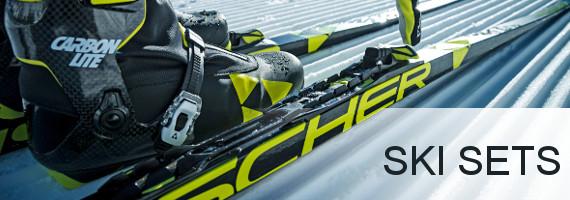 Cross country ski set