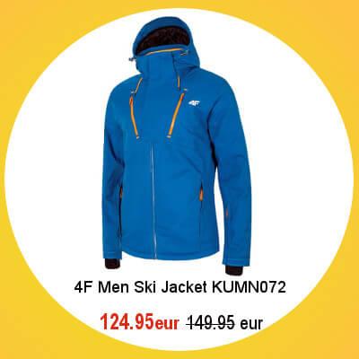 4F Alpine skiing jacket