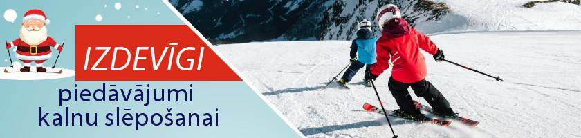 Kalnu slēpošanas inventāram