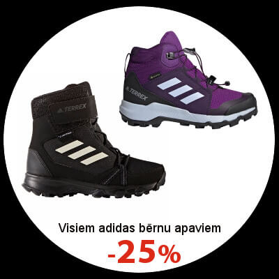 Adidas -25%