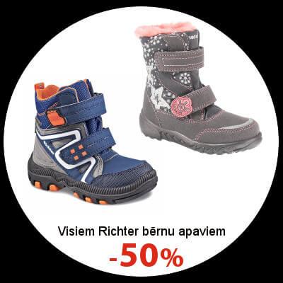 Richter -50%