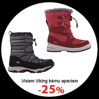 Viking -25%