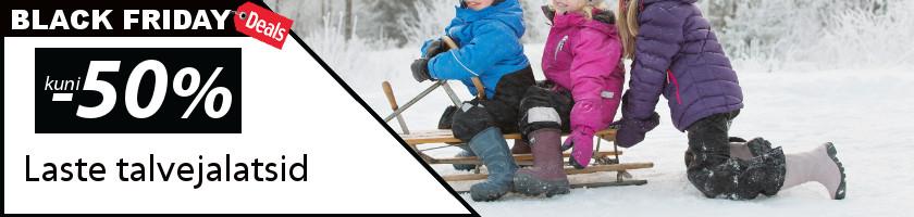 Laste talvesaapad