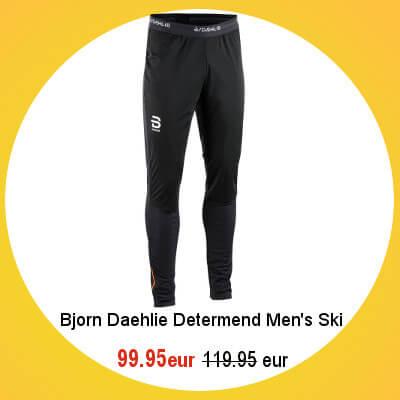 Bjorn Daehlie Extend pants mens