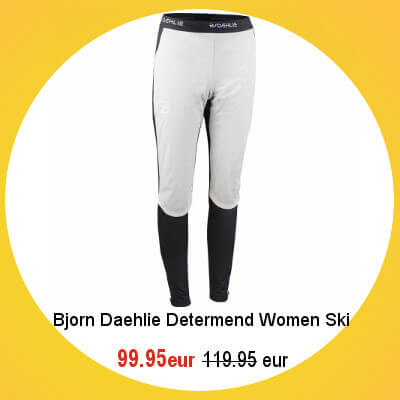 Bjorn Daehlie Extend pants womens