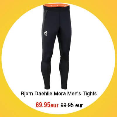 Bjorn Daehlie Mora tights