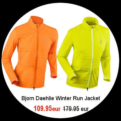 Bjorn Daehlie Winter Run Jacket