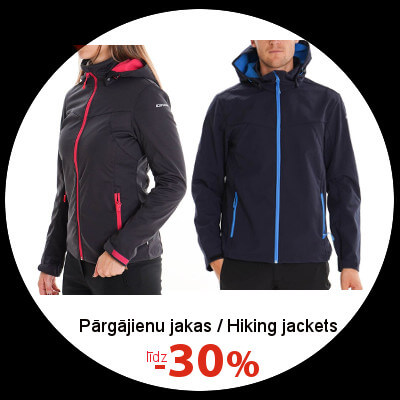 Jackets for hiking