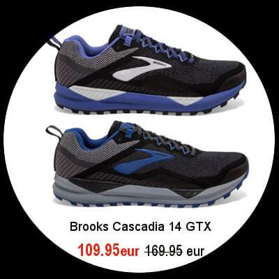 Brooks Cascadia GTX