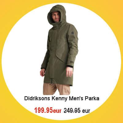 Kenny parka