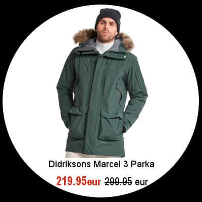 Didriksons mens jackets