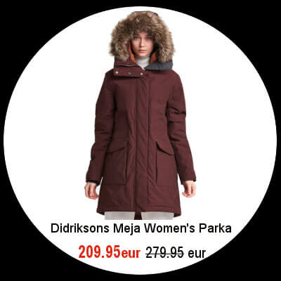 Didriksons womens jackets